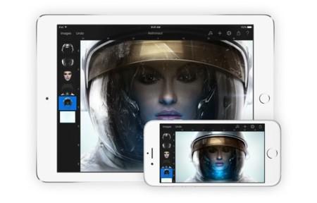 Pixelmator, genial actualización con soporte para iOS 9 y la multitarea en el iPad