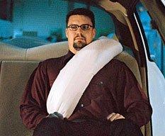 El cinturón hinchable, la nueva apuesta de Ford