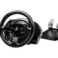 Thrustmaster T300 RS Force Feedback: más realismo para tus juegos de conducción en PS, por 239 euros en los Días Naranjas de PcComponentes