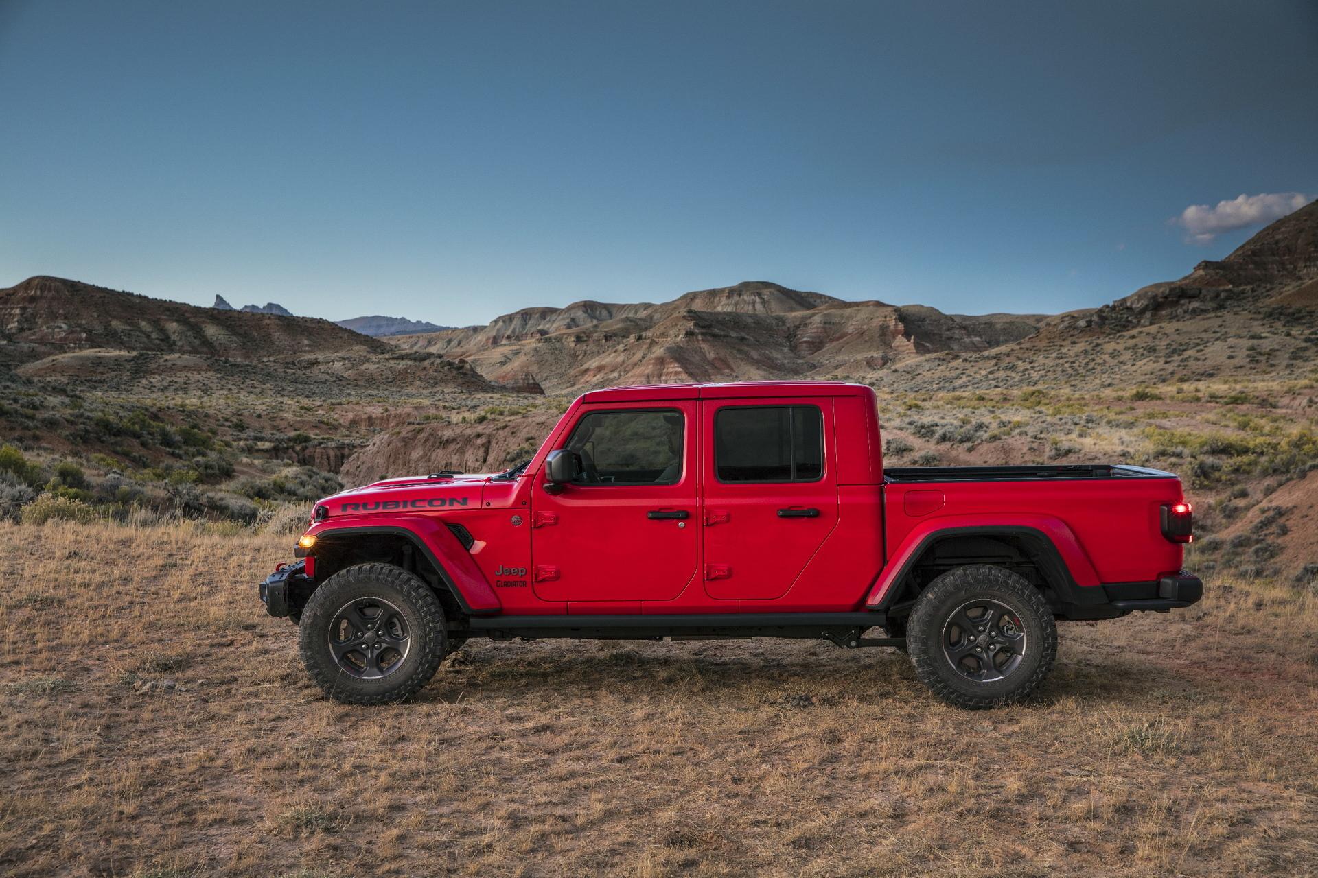 Foto de Jeep Gladiator (2/18)