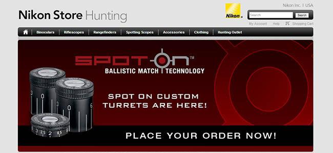 Nikon Hunting