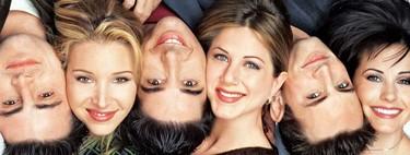 17 motivos por los que nos gusta ver «Friends» en modo random