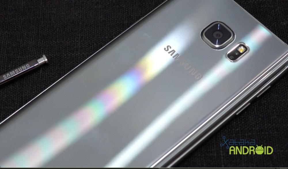 Foto de Samsung Galaxy Note 5 y Galaxy S6 edge+ (10/18)