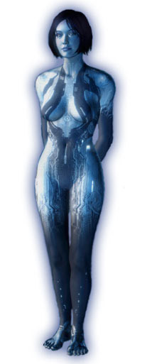 Cortana en Halo