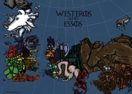 Westeros Essos