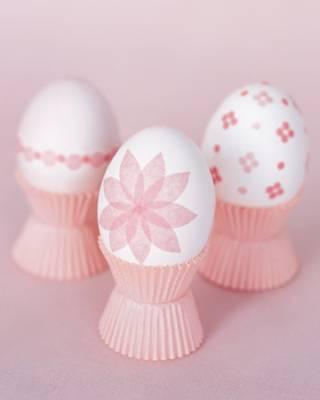 Foto de Huevos de Pascua decorados (3/6)
