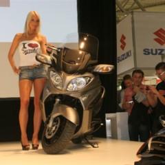 Foto 1 de 38 de la galería suzuki-burgman-650-2012 en Motorpasion Moto
