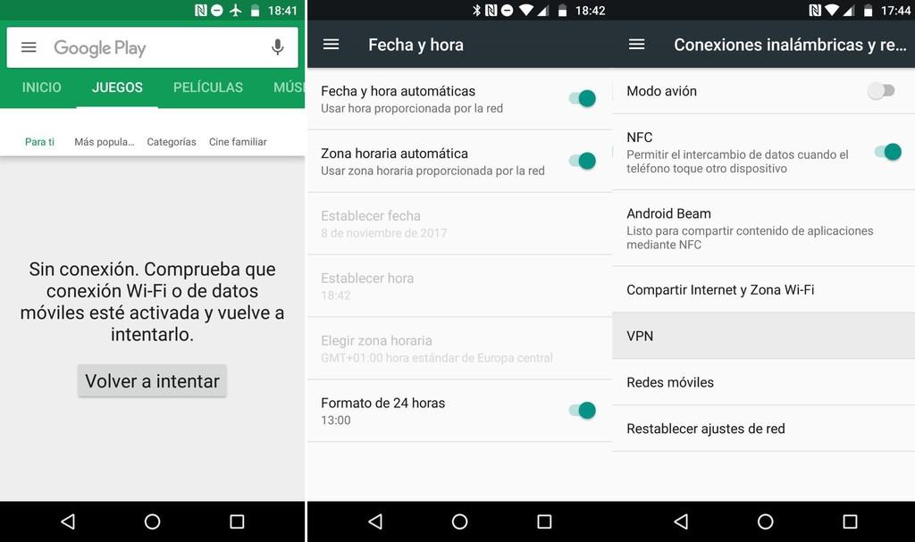 Solucionar Problemas Google® Play