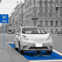 La recarga inalámbrica para coches eléctricos da un importante salto: el nuevo estándar alcanza los 11 kW y hasta 25 centímetros de distancia