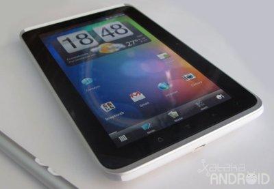 Análisis a fondo, HTC Flyer (I)