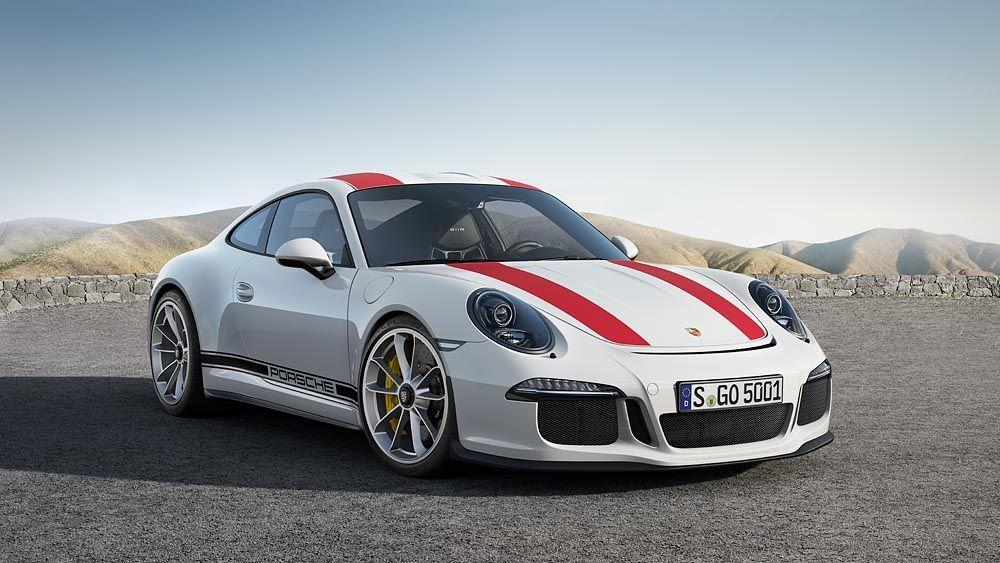 Foto de Porsche 911 R (4/6)