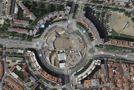 Rotonda Plaza Espana Sabadell 1