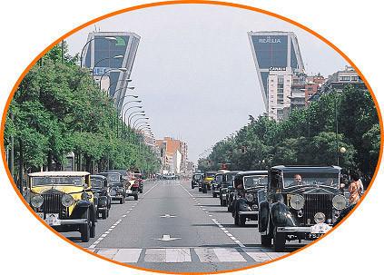 IV Desfile de Vehículos Históricos San Isidro 2007