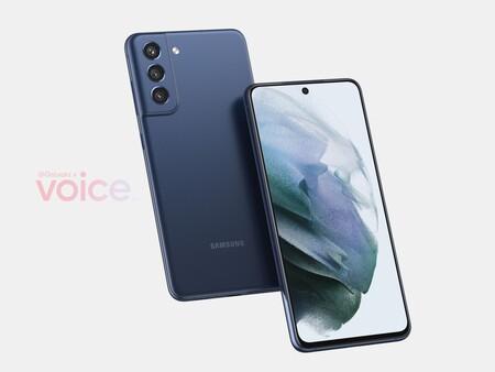 """Galaxy S21 FE: se filtran las primeras imágenes del próximo """"flagship barato"""" de Samsung"""