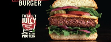 Llega a México la hamburguesa sin carne y hecha a base de plantas: 'Awesome Burguer' promete la jugosidad de una carne real