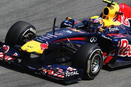 Mark Webber se ve a sí mismo más tiempo en F1