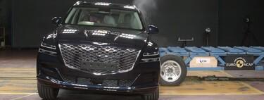 Euro NCAP vuelve a la carga: Genesis debuta brillando y el nuevo Citroën C4 se queda sin las cinco estrellas