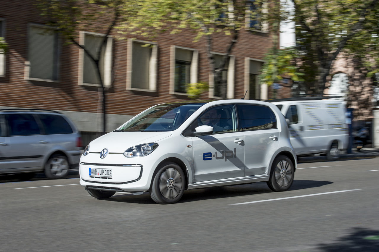 Foto de Volkswagen e-up! (23/26)