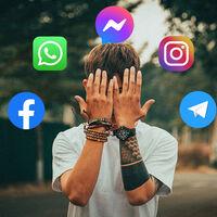 Cómo ocultar tu conexión en WhatsApp, Instagram, Facebook Messenger y Telegram para no aparecer en línea