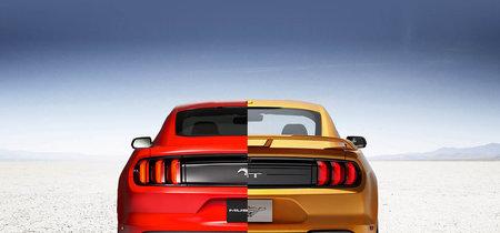 Las 14 modificaciones del Ford Mustang 2018 de un sólo vistazo