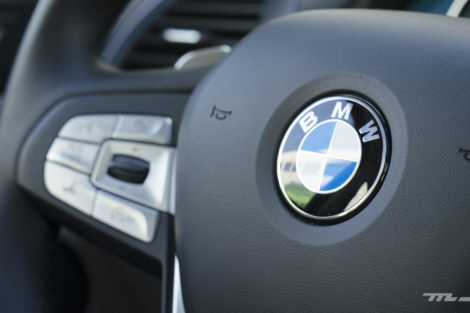 Foto de BMW X4 2018, prueba (62/65)
