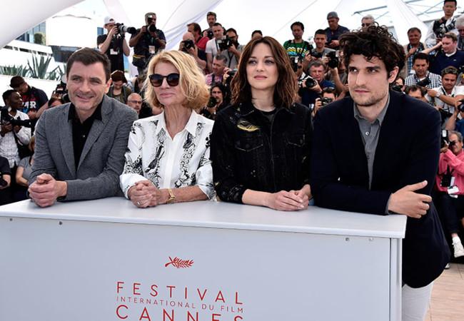 Mal De Pierres Photocall Cannes