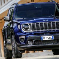 Proyect 516, código del nuevo crossover de Jeep,  también tendrá una variante eléctrica que llegará en el 2023