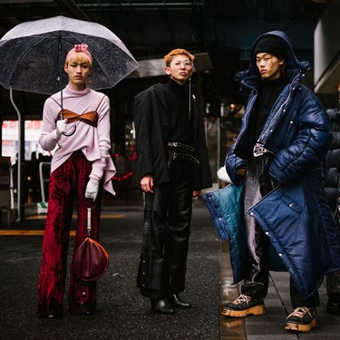 El mejor street-style de la semana: Tokyo nos vuelve a fascinar con la moda de sus calles en la Fashion Week