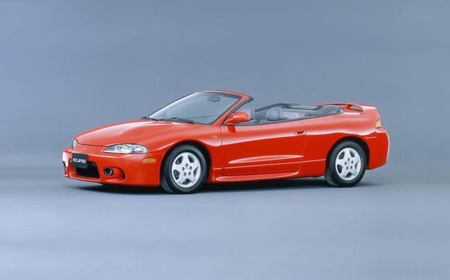 ¿El Mitsubishi Eclipse debe su nombre a un caballo o al eclipse solar?