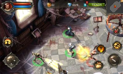 Dungeon Hunter 4, la última joya de Gameloft llega a Windows Phone 8 y Windows 8