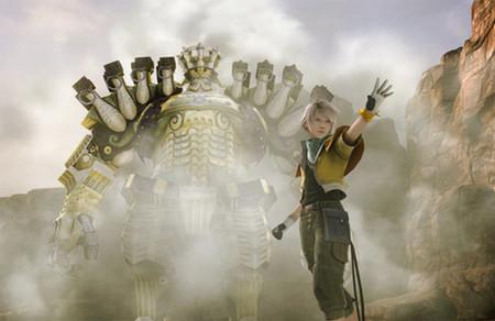 'Final Fantasy XIII': nueva galería de imágenes