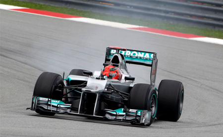 Ross Brawn cree que la clave para mejorar el rendimiento de Mercedes está en la puesta a punto