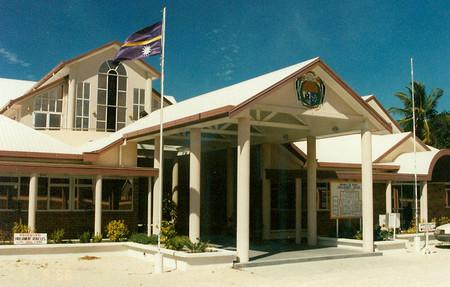 Nauru Parliament