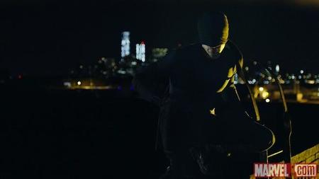 Charlie Cox como el 'Daredevil' de Netflix, la imagen de la semana