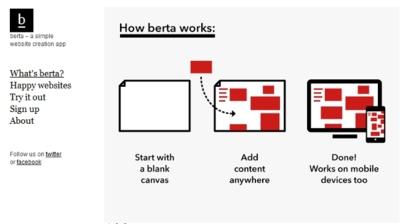 Berta CMS, un sencillo gestor de contenido de código libre para tus páginas web