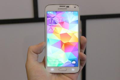 Nuevo Samsung Galaxy S5: todo indica que con lector de huellas pero sin pantalla 2k