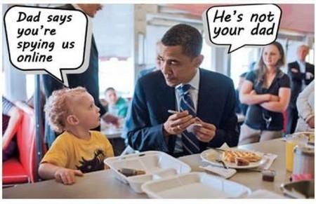 ¡Lo que sabe el Presidente Obama de las familias!