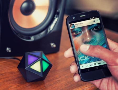 Moto Stream convierte en inalámbrico a tu sistema de sonido, de Motorola