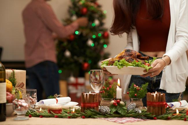 Cómo hacer los menús de Navidad más ligeros