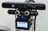 Kinect, uno de los mejores productos de Microsoft, como parte importante de un torso robótico