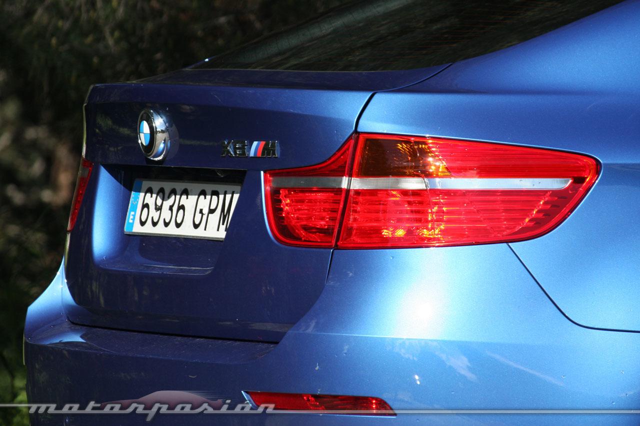 Foto de BMW X6 M (prueba) (36/41)