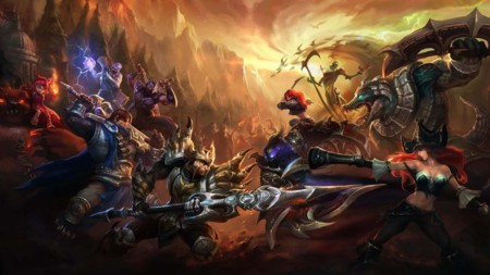 Riot retira el modo Dominion de  League of Legends