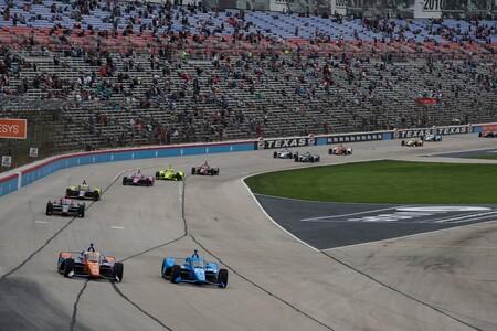 Palou Dixon Texas Indycar 2021