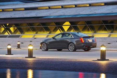 Cadillac Cts V Mexico 9
