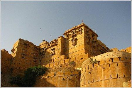 Jaisalmer, Ciudad Dorada