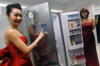 LG DIOS Smart Fridge, el frigorífico WiFi que conserva tu comida divinamente