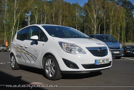 Opel Meriva EV MeRegio