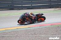 MotoGP Aragón 2011: Marc Márquez juega con nuestro corazoncito y se queda muy cerca del liderato