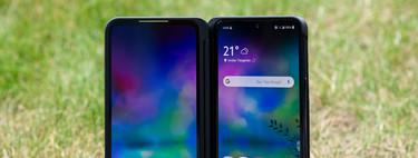 LG G8X ThinQ y Smart Screen: un móvil, dos pantallas, tres tareas simultáneas y una sensación conocida