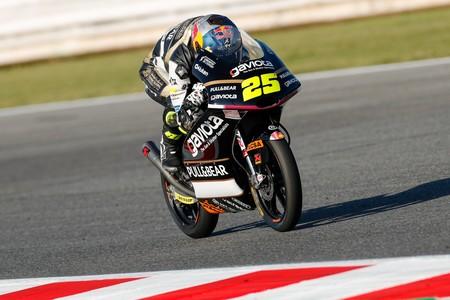 Fernandez Misano Moto3 2019